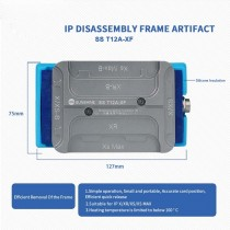SS-T12A-XF 4-In-1 Frame Quick Removal Heating Station for iPhone X/XR/XS/XS Max