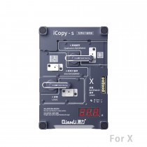QianLi Toolplus iCopy-S Programmer Double Sided 4in1 Logic Baseband EEPROM Chip Non-removal for iPhone X/XR/XS/XS MAX