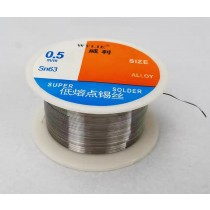 Tin Soldering Wire Roll 0.5mm