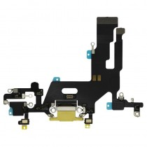 Charging Dock Flex Cable for Apple iPhone 11(Supreme) -Yellow