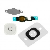 Home Button Assembly for Apple iPhone 5G(Supreme)-White