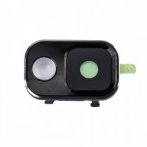Rear Camera Lens with Frame for Samsung Galaxy Note 3(Supreme) - Black