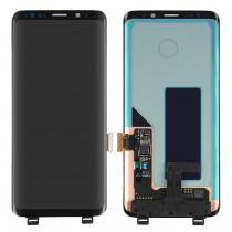 OLED Assembly for Samsung Galaxy S9 Plus (Super OEM) - Black