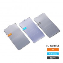 Invisible TPU Hydrogel Film Screen Protector for Samsung Galaxy S Series(1000PCS/Boxes)