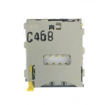 Sim Card Reader Connector for Sony Z3(Supreme)