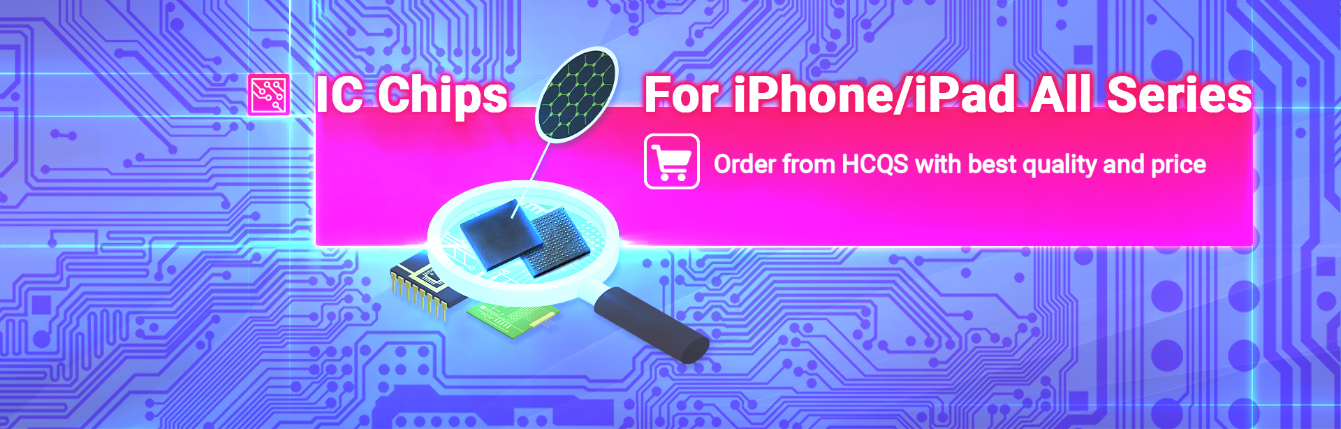 IC Chip For iPhone/iPad All Series
